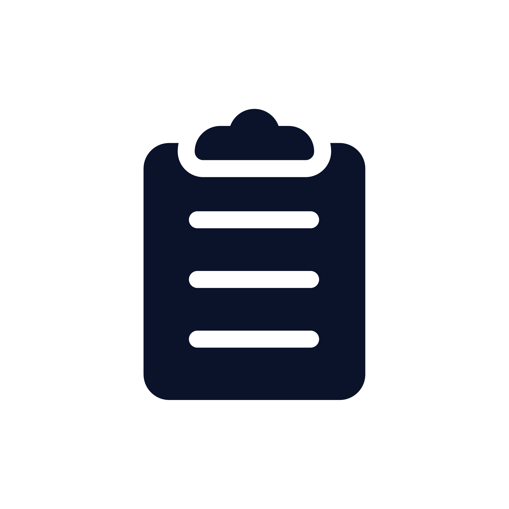 Hands-on product testing icon